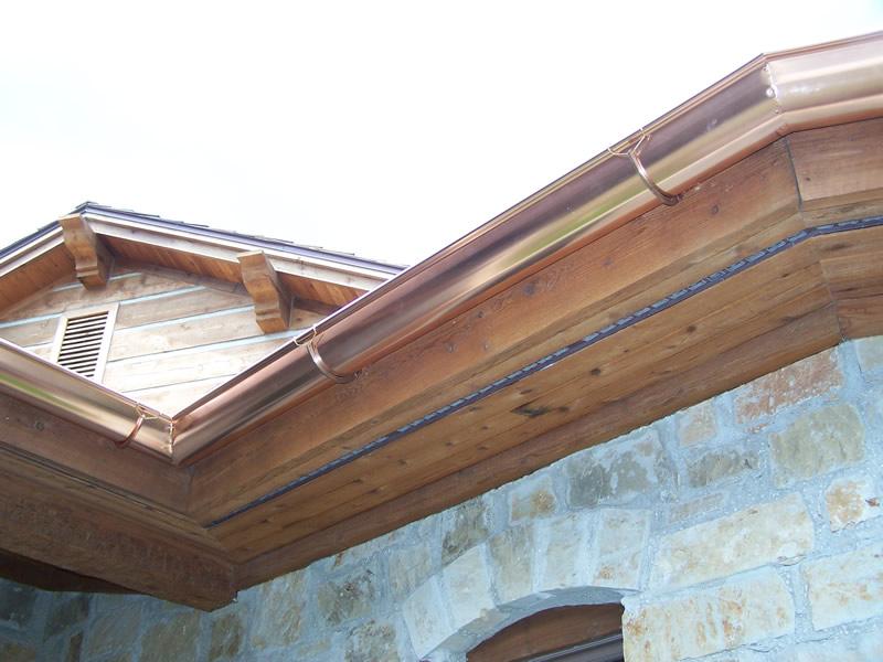 Fredericksburg Gutter Solutions Seamless Rain Gutter