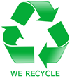 We Promote Sustainable Practices – Green Workplace Recycling Program